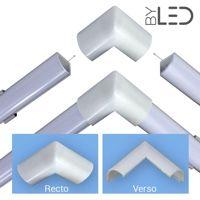 Jonction d'angle pour Profilé LED CRAFT-A01