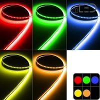 Ruban IP20 3528 - Mono couleur 9,6W/m - 120 LED/m - 5m