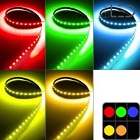 Ruban IP20 5050 - Mono couleur - 14,4W/m - 60 LED/m - 5m