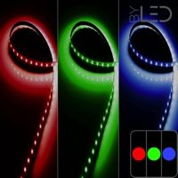 Strip IP65 3528 Couleur - 4,8W/m