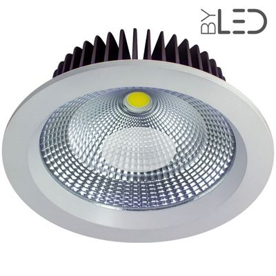 Cobyx 30W - 45° – Blanc - 230V