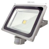 Projecteur LED à détecteur 50 W - Titan D 50