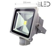 Projecteur LED à détecteur 30 W - Titan D 30