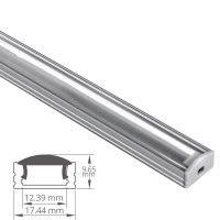 Profilé LED aluminium à diffuseur focalisé - CRAFT - C08