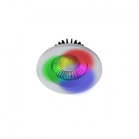 Spot LED encastrable fixe 7W IP64 - BBC - RT2012 - Cobyx