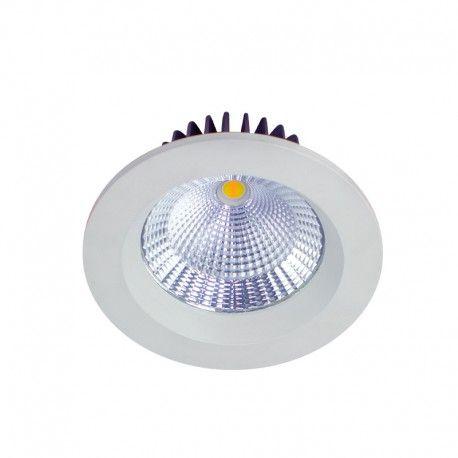 Spot LED encastrable fixe 6W IP64 - BBC - RT2012 - Cobyx