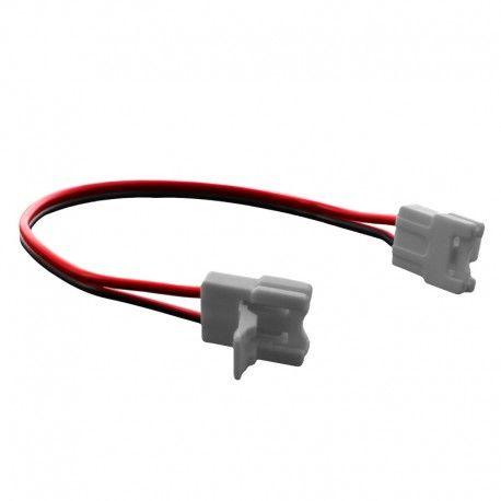 Connecteur ruban LED Mono Click + câble 13 cm + click