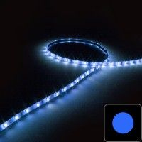 Mini ruban IP65 3528E - Bleu- 4,8W/m - 60 LED/m - 5m