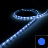 Mini ruban IP68 3528E - Bleu- 4,8W/m - 60 LED/m - 5m
