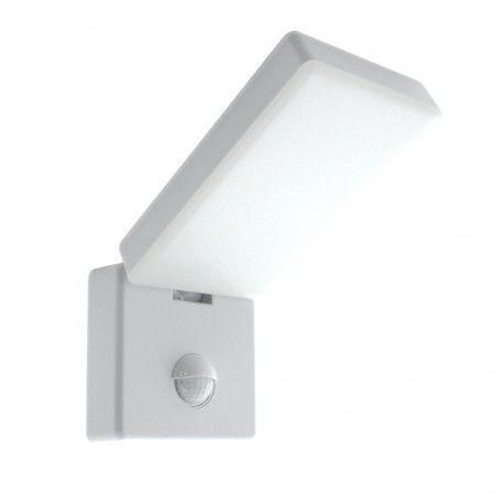 Mini projecteur à détecteur Blanc – 15W
