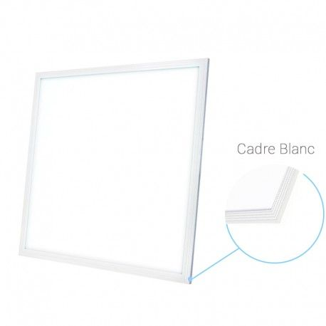Dalle Panel HL 60 x 60 – Backlite – High Lumen – 40W– Blanc pur – 230V