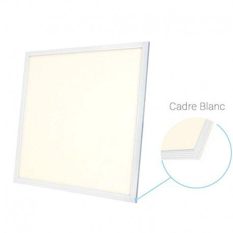 Dalle Panel HL 60 x 60 – Backlite – High Lumen – 40W– Blanc chaud – 230V