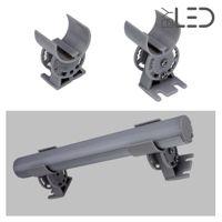 Support orientable pour profilé LED tube (la paire) - T01