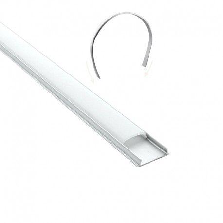 Profilé LED aluminium flexible pour ruban LED - CRAFT - C10