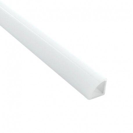 Profilé PVC IP68 étanche pour ruban LED - CRAFT - O03