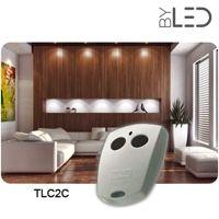 Télécommande 2 canaux TLC2C - Yokis